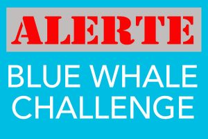 Alerte Blue Whale Challenge