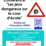 Conférence APEAS à La Lande-Patry